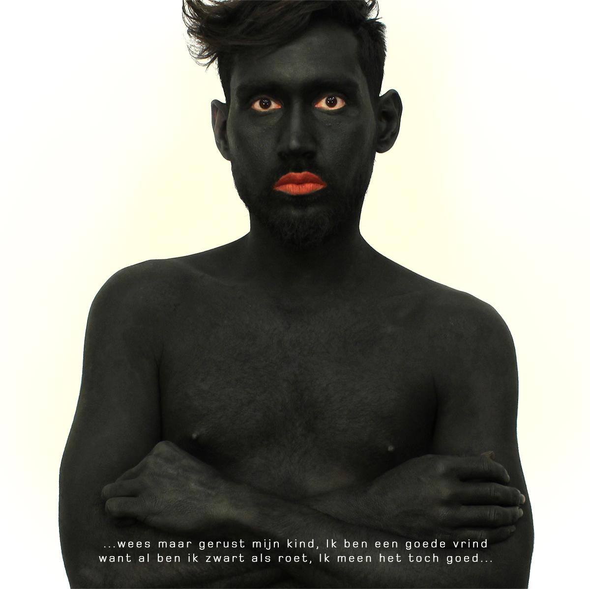zwarte egmar ogen